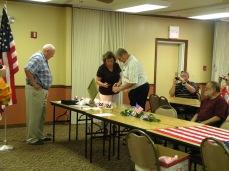 Claudia and Chuck remembering Lt Bill Zimmerman