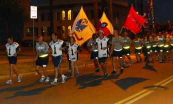 Army Run SA