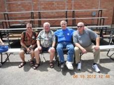 Tim, Fred, George, Bud