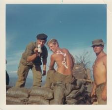 George Humphreys, Dick Snow, Ed Moylan