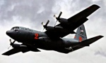 C-130 cargo aircraft - Supernatural event over Vietnam
