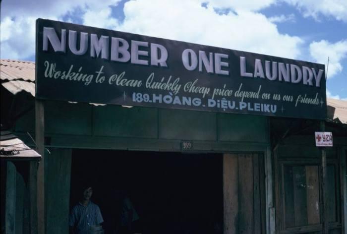 VN No 1 Laundry