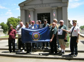 Vietnam Veterans who were in attendance