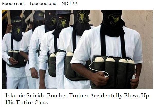 Terrorist Bomber