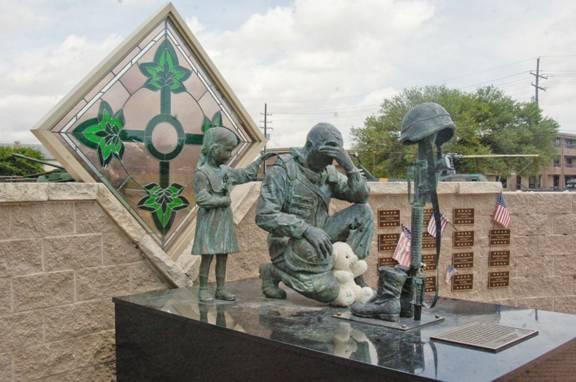 4th Statue