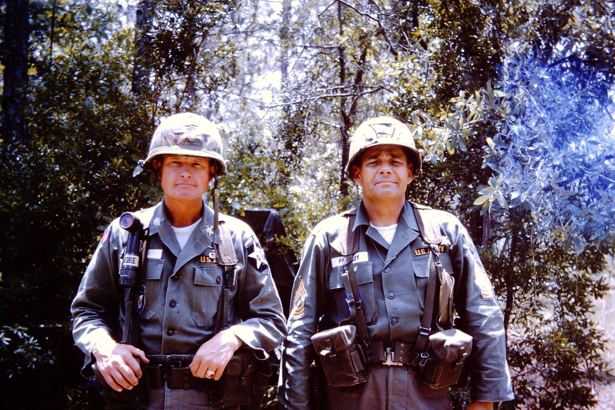 Hal Moore A Soldier Once And Always Charlie Company