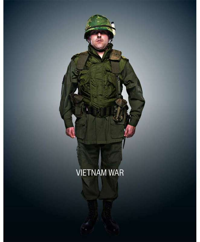Uniform Descriptions | Charlie Company Vietnam 1966-1972