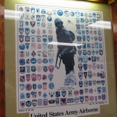 Airborne Unit Patches