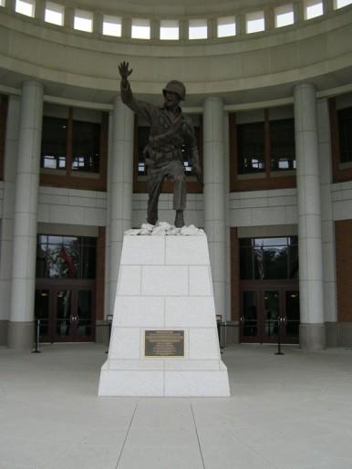 Infantryman Statue