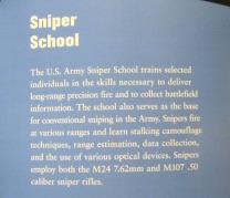Sniper School