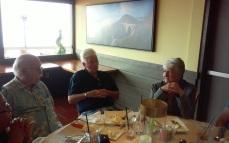 Mike Mac, Dennis and Verna