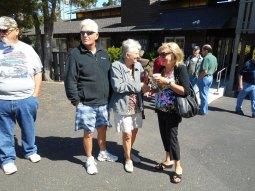 Dennis, Verna, Diane