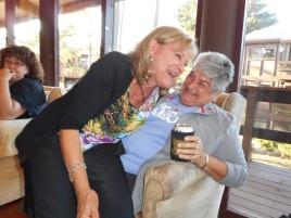 Diane and CC