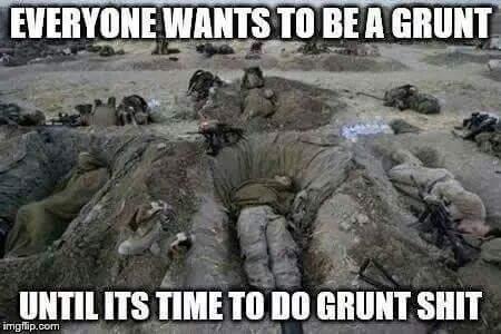 Grunt Shit